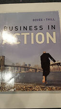 Business in Action by Courtland L. Bovee and John V. Thill (2012, Paperback,...