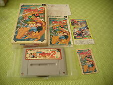 MAHOUJIN GURUGURU 2 II ENIX RPG SFC SUPER FAMICOM JAPAN IMPORT COMPLETE IN BOX