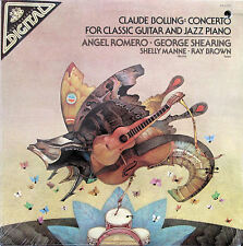 MINT SEALED LP Bolling Jazz Concerto Angel Romero George Shearing Angel DS-37327