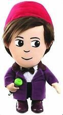 DOCTOR WHO 11TH DOCTOR FEZ TALKING PLUSH - MATT SMITH BRAND NEW SOFT TOY