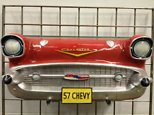 1957 Chevrolet Bel Air Resin Wall Shelf, Red
