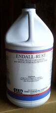 SNEE ENDALL RUST CONVERTER & PROTECTOR, GALLON, KILLS RUST PAINTABLE JESCO SALES