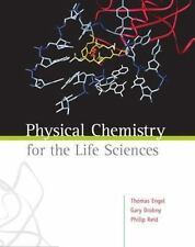 Physical Chemistry for the Life Sciences, Thomas Engel, 0805382771, Book, Accept