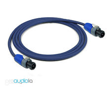 Evidence Audio Siren II Speaker Cable | Neutrik Speakon | 8 Foot 8 ft. 8'