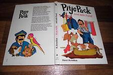 PITJE PUCK  # 4 -- und SEIN HUND // von Henri Arnoldus 1969