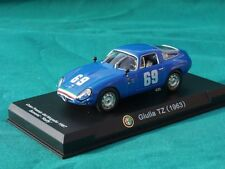 ALFA ROMEO GIULIA TZ HISTORIC RALLY CAR WORKS DIECAST