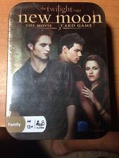 Twilight The Movie - CARD GAME -  not trading cards  2-4 Player Ages 10+ Used
