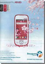 Publicidad publicidad 2010 - BOUYGUES (publicidad papel)