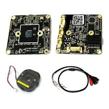 HD ONVIF IP Camera Module 720P 1.0MP CMOS DIY IPC PCB Main Board Hi3518E network