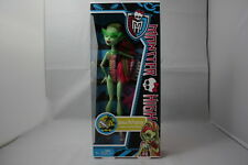 MONSTER HIGH VENUS MCFLYTRAP SWIM BEACH DOLL MIP VHTF MATTEL 2012