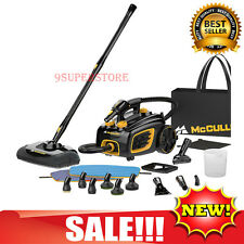 Hoover Steam Vac Carpet Cleaner Machine Canister System Clean Floor Mop Portable