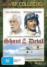 NEW! UK Seller SHOUT AT THE DEVIL DVD Lee Marvin Roger Moore