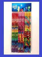 Inside Out pencils school supplies Birthday party favor goodie bag filler toy