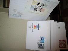 Sammlung FL, Liechtenstein, FDC, 2010 bis 2012 komplett, Ersttagsbriefe (52025)