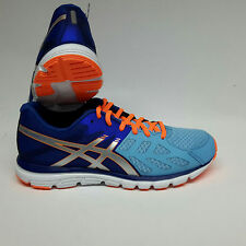 Asics Gel Zaraca 3 soft blue/silver/ nec Women Damen Laufschuhe Gr. UK 10 / 44,5