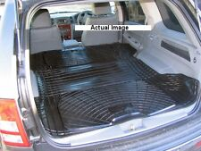 Jeep Grand Cherokee WK 05-10 rubber boot mat liner and cargo area mat