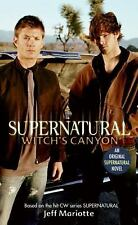 Supernatural: Witch's Canyon-ExLibrary