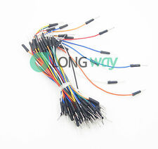 Male to Male Solderless Breadboard Jumper Cable Wires kit For Arduino uno
