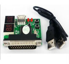 New 4-digit Pc Analyzer Diagnostic Card Motherboard Tester Post Powerful