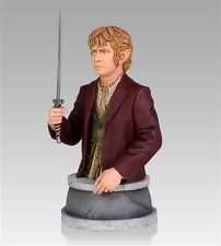 THE HOBBIT - Bilbo Baggins 1:6th Scale Mini Bust (Gentle Giant) #NEW