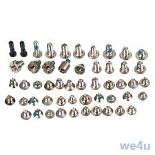 For Apple iPhone 5 5G Brand New Full Screws Set With 2 Botton Screw Replacement
