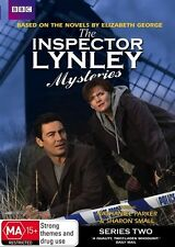 The Inspector Lynley Mysteries : Series 2 (DVD, 2016, 2-Disc Set) (Region 4)