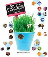 NEW 3 DAYS to AUS (Book +CODE) - Teaching Primary Science Constructively - Skamp