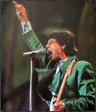 THE ROLLING STONES POSTER PAGE 1990 LONDON CONCERT MICK JAGGER . Y86