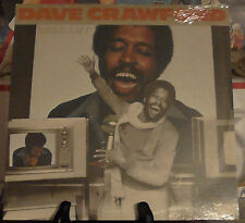 Dave Crawford Here Am I  R&B soul SEALED Record LP