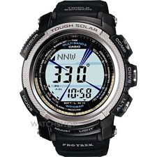 Casio Pro Trek Mens Watch PRW-2000-1ER Wave Ceptor Tough Solar Alarm Chronograph