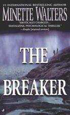 The Breaker by Minette Walters-Paperback-YY 492