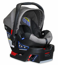 Britax B-Safe 35 Infant Car Seat in Steel Brand New!!
