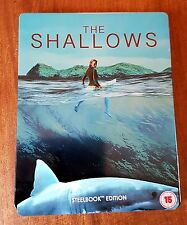 The Shallows Limited Edition Blu Ray Steelbook
