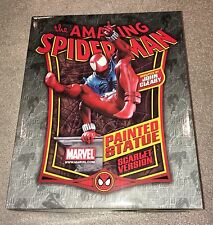 Bowen Designs SCARLET SPIDER Statue LOW #2 / 1200 Spider-man SEALED John Cleary