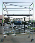 New Aluminium Scaffolding Mobile Scaffold - 4.5m Access Height