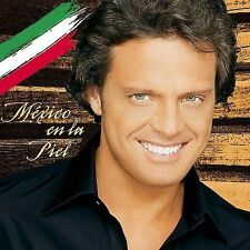 CD NEW/Sealed Mexico En La Piel, Luis Miguel