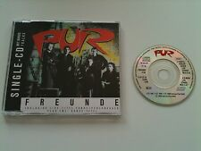 "Pur - FREUNDE / Funkelperlenaugen Live (Kanon Mix) 6:10 - 3"" Mini CD Single 1990"