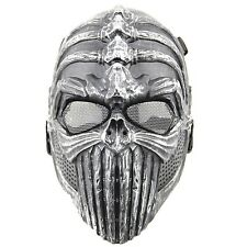 Scary Ghost Skull Mask Airsoft Gear Outdoor Cs War Game Field Mask Halloween