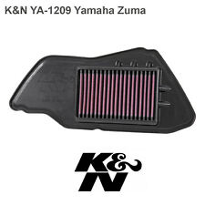 Yamaha Zuma 125 Scooter K&N High Performance Air Filter YA-1209