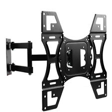 Full Motion TV Wall Mount Tilt Swivel Bracket 22 32 42 50 55 60 65 Flat LED LCD