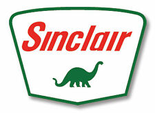 SINCLAIR V2 SUPER HIGH GLOSS OUTDOOR 4 INCH SINCLAIR DINO DECAL STICKER