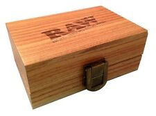 RAW DELUXE WOODEN ROLLING BOX
