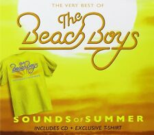Beach Boys Sounds Of Summer-Very Best Of CD+ Exclusive T-Shirt NEW SEALED 2003