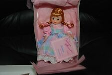 Susanna 8'' Madame Alexander Doll Made Exclusively for Dolly Dears NRFB