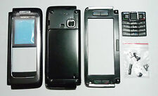 Black housing cover fascia facia faceplate case for Nokia E90
