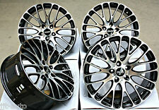 "18"" CRUIZE 170 BP ALLOY WHEELS FIT ALFA ROMEO 166 8C SPIDER C5 C6"