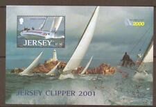 JERSEY SGMS1006 2001 JERSEY CLIPPER MNH