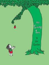 Shel Silverstein:  The Giving Tree  -  NEW  Hardcover  50th anniversary