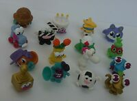 Moshi Monsters Moshlings SERIES 8 Pick Choose Figures Sets/Rares/Gold  Comb Post
