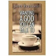 Wanting a God You Can Talk to: Jesse Duplantis